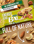 Energy Cereal Bars category product image