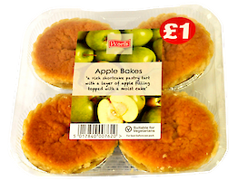 Product image of Apple Bakes by Pearl's Cafe