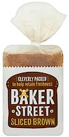Product image of Brown Bread (Sliced) by Baker Street