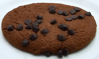 Product image of Double chocolate cookie by Sugarbake