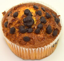 Product image of Chocolate chip muffin by Sugarbake