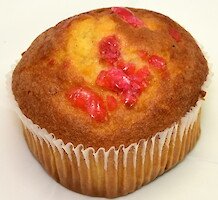 Product image of Cherry muffin by Sugarbake