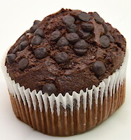 Product image of Double chocolate muffin by Sugarbake
