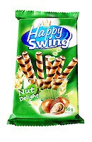 Product image of Happy Swing Nut Filled Roll by Flis