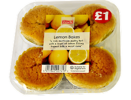 Product image of Lemon Bakes by Pearl's Cafe