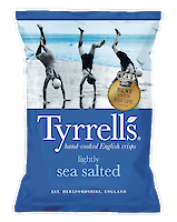 Product image of Lightly Sea Salted by Tyrrell's