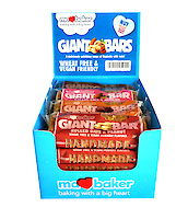 Product image of Mixed Nut Bars by Ma Baker