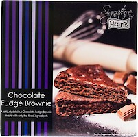 Product image of Pearls Choc Fudge Brownie by Pearl's Cafe