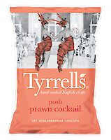Product image of Posh Prawn Cocktail by Tyrrell's
