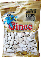 Product image of Pumpkin Seeds by Ginco