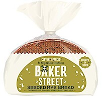 Product image of Rye Bread (Seeded) by Baker Street