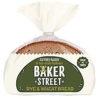 Product image of Rye & Wheat Bread by Baker Street
