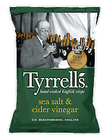 Product image of Sea Salt and Cider Vinegar by Tyrrell's