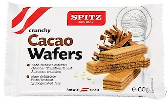 Product image of Spitz chocolate wafer by Spitz