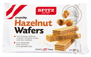 Product image of Spitz hazelnut wafer by Spitz