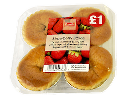 Product image of Strawberry Bakes by Pearl's Cafe