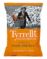 Product image of Sunday Best Roast Chicken by Tyrrell's