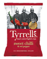 Product image of Sweet Chilli Red Pepper by Tyrrell's