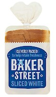 Product image of White Bread (Sliced) by Baker Street