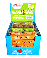 Product image of Giant bars mix fruit by Ma Baker