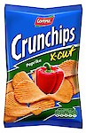 Product image of Crunchips x-cut Paprika by Lorenz