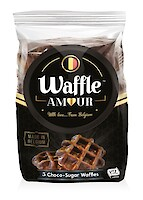Product image of Choco-Sugar Waffles by Amour