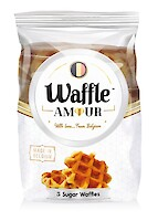 Product image of Sugar Pearl Waffles by Amour