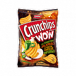 Product image of Crunchips WOW Jalapeño & Cream Cheese by Lorenz