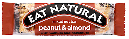 Product image of Peanut & almond with walnuts and hazelnuts by Eat Natural
